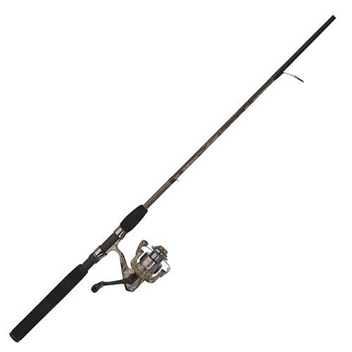Ugly Stik Camo Spinning Combo (Camo Fishing Pole)