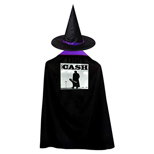 Johnny Cash Christmas Halloween Child Wizard Witch