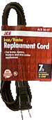 Ace Small Appliance Replacement Cord (1AP-002-007FBK)