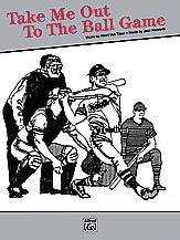Ball Music Book - Take Me Out to the Ball Game - Sheet Music - (Jack Norworth, Piano/Vocal/Chords)