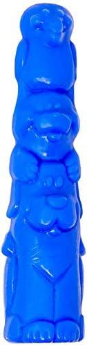 Mordedor Super Resistente Totem Nylon Azul Tamanho P para Cães