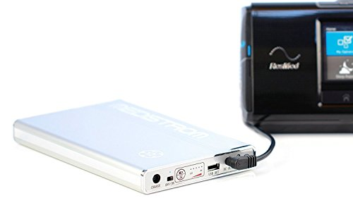 CPAP Battery / Backup Power supply complete kit - ResMed S9, AirSense 10 by Medistrom