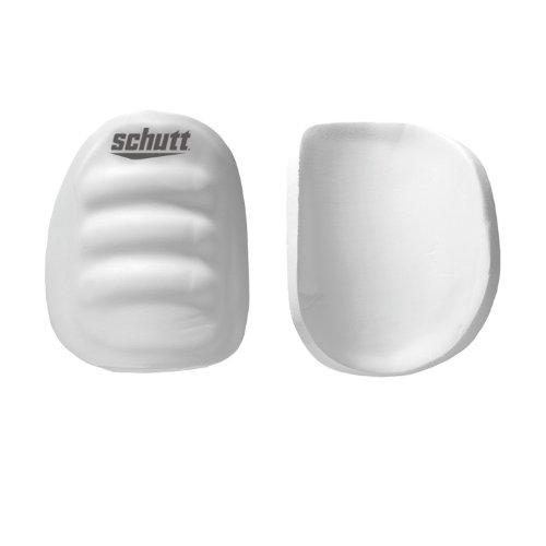 (Schutt Varsity Vinyl-Dipped Reinforced Thigh Pads - Universal)