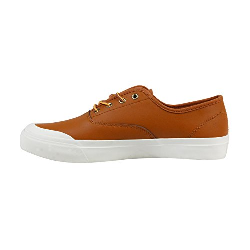 Huf Cromer Mens Tan Nubuck Lacer Des Baskets Chaussures