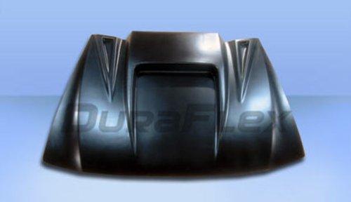 Duraflex Replacement for Universal Spyder 3 Hood Scoop - 1 Piece
