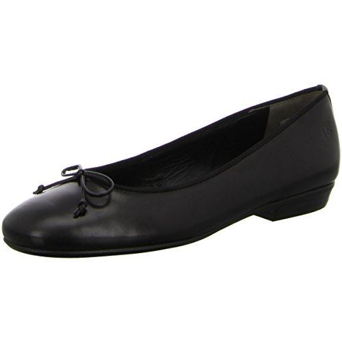 Paul Green Women's Tunitsohle Loafer Flats Black Size: 3.5 UK fqCOAIE