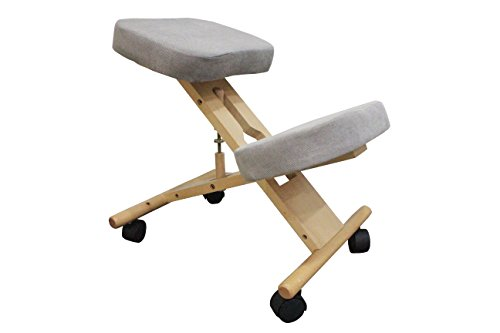 WellBeing Pro Office Professional Kneeling Ergonomic Chair Unique easy adjustment