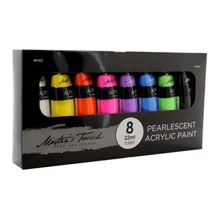 pearlescent-acrylic-paint-set-from-thecraftycrocodile