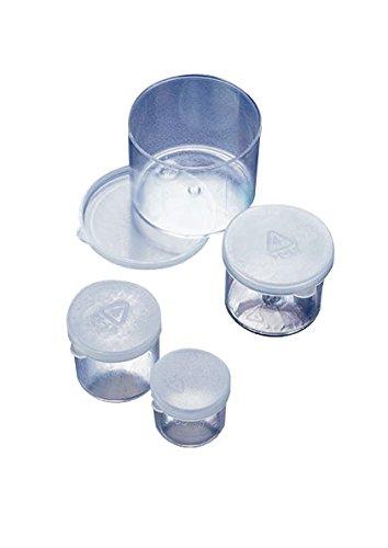 Azlon BGG444P - Botes para muestras (plá stico, poliestireno, 30 ml, 10 unidades) Duran Inc