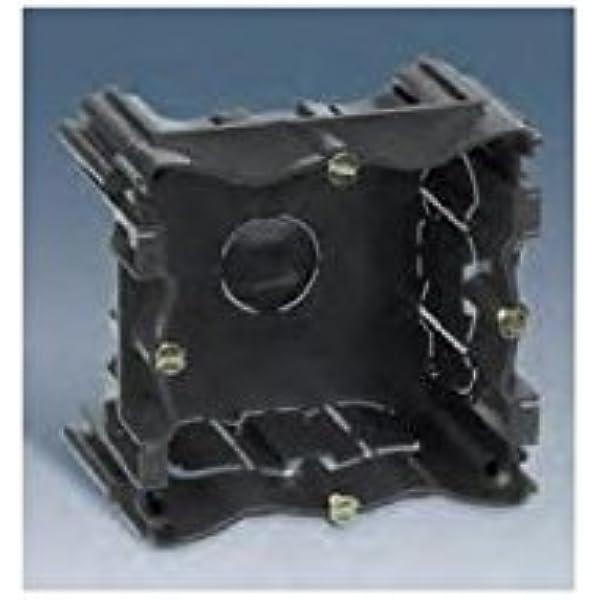 Simon 31710-61 - Caja Empotrar 1 Elemento Pre-Troquelada: Amazon.es: Bricolaje y herramientas