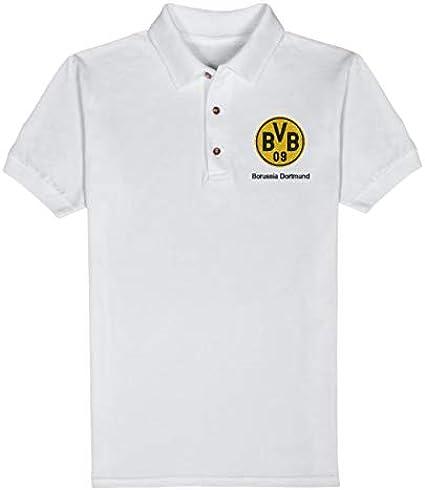 Camiseta oficial Borussia Dortmund de fútbol para hombres y ...