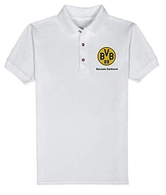 Desconocido Camiseta Oficial Borussia Dortmund de fútbol para ...