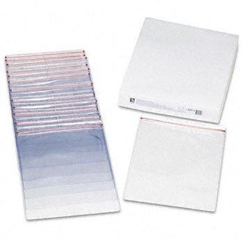 C-Line® Industrial Vinyl Zip Shop Ticket Holder HOLDER,SHP TKT,ZIP,9X12 F5D8073 (Pack (Zip Shop Ticket Holders)