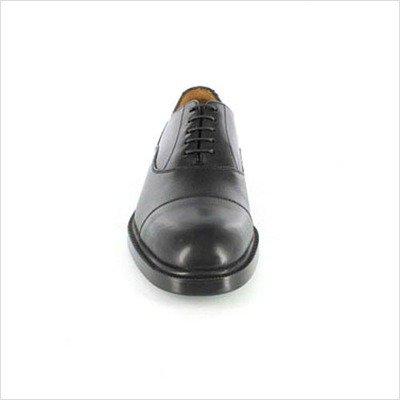 Florsheim Men's Dailey Cap Toe Shoes,Global Black Leather,12 M US