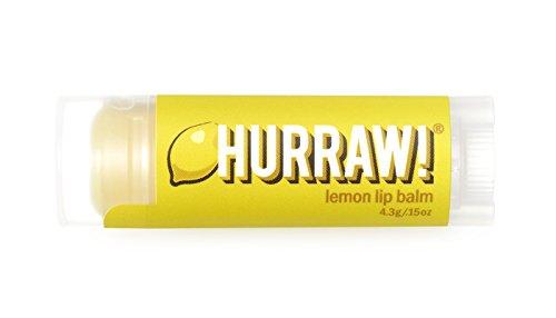 Lemon Lip Balm - 4