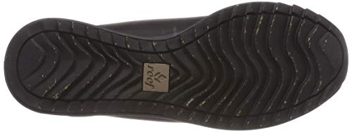 Reef Black Hi Rover Black Noir Bk2 WT Femme Botines Boot HHFT8q