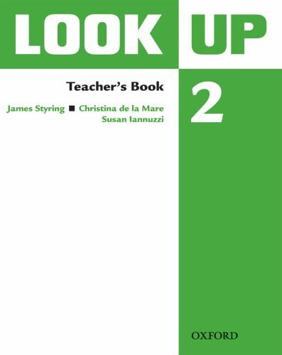 Look Up: Uniform 2: Teacher's Book: Confidence Up! Motivation Up! Results Up!
