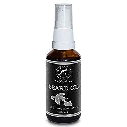Olio da Barba alle Mandorle Naturale e Puro 50 ml