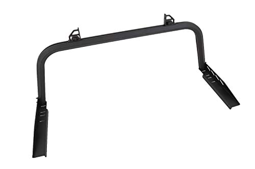Dee Zee DZ95054RTB Teture Black Rear Aluminum Truck Rack