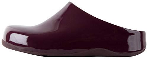 countdown package cheap online pictures cheap online FitFlop Women's Shuv Patent Mule Deep Plum sale lowest price cheap choice supply cheap price Eil0PXK6FY