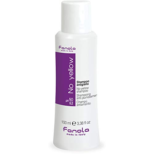 Fanola No Yellow Shampoo (100 ml)