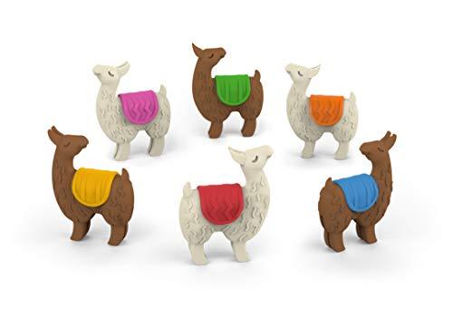 Fred TINY PRANCERS - Llama Wine Charms, Set of 6...