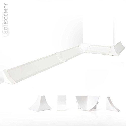 Verbinder passend zum Dekor Ihrer Abschlussleisten Küchenleiste 23 x ...