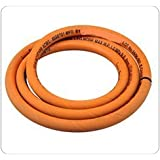Arrison Superfine Lpg Gas Hose Pipe Isi Marked 2Meter Pipe With Clamp Free