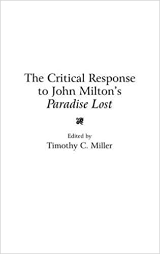 Paradise lost critical essays