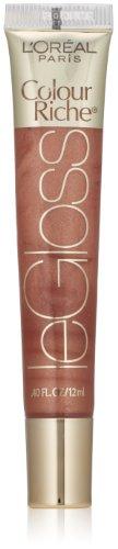 L'Oréal Paris Colour Riche Le Gloss, Nude Illusion, 0.4 fl. oz. - Illusion Gloss Lip