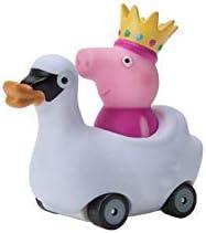 BANDAI Peppa Pig Mini Buggy Princesa 97023