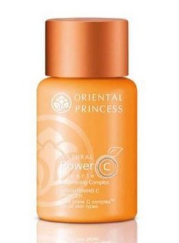 Oriental Princess Natural Power C Miracle Brightening Complex Brightening C Powder 4g (net :Pack of 4)