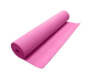 Amazon.com: Yoga Mat-Pink For Nintendo Wii Fit: Computers ...