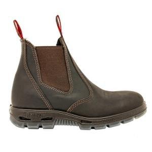 Image of Redback Men's Bobcat UBOK Elastic Sided Soft Toe Leather Work Boot (8 AU 3E (9 M US Men))