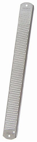 Microplane 40001 Stainless Steel Zester
