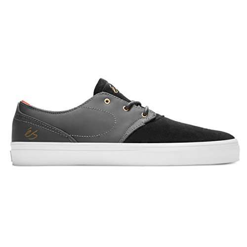ES Skateboard Shoes ACCENT BLACK/GRAY