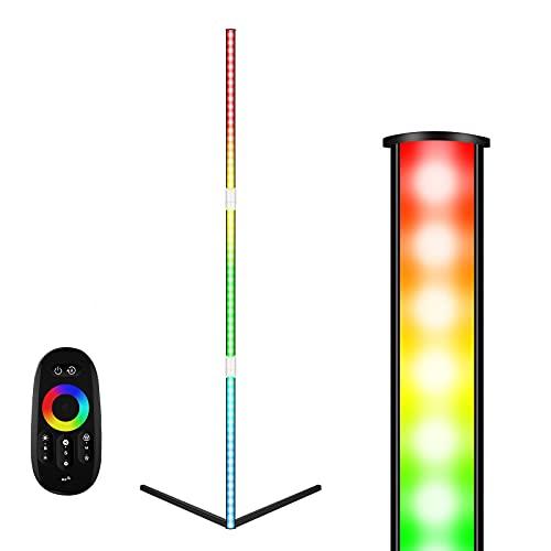 ECKENLEUCHTE mit LED