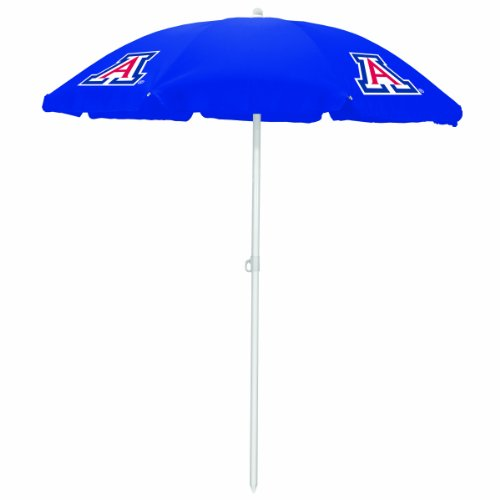 Cat Gazebo (PICNIC TIME NCAA Arizona Wildcats Portable Sunshade Umbrella, Navy)
