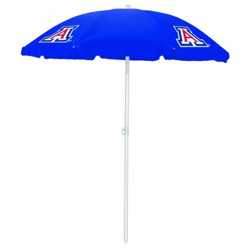 - NCAA Arizona Wildcats Portable Sunshade Umbrella, Navy