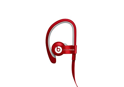 Powerbeats2 Wired In-Ear Headphone – Red Renewed
