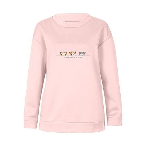 Saint Love new Signe Chaud À Imprimé F6 Valentin Sweat Femme Rose shirt La Year Manches Sweats Chauffants Vente Hive Uface Mode Sportswear Fille Sweater 3 Couple ❤meilleure qvgYXX