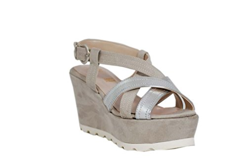 Sandali donna in pelle per l'estate scarpe RIPA shoes made in Italy - 25-4304