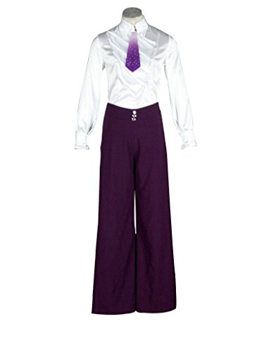 Usher Uniform - Mtxc Women's Nightclub Culture Cosplay Usher Uniform 1st Size XXX-Large Purple