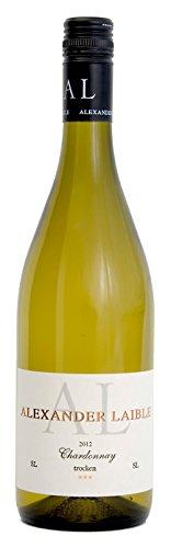 Durbacher Plauelrain Chardonnay *** SL tr. 2015 Alexander Laible, trockener Weisswein aus Baden