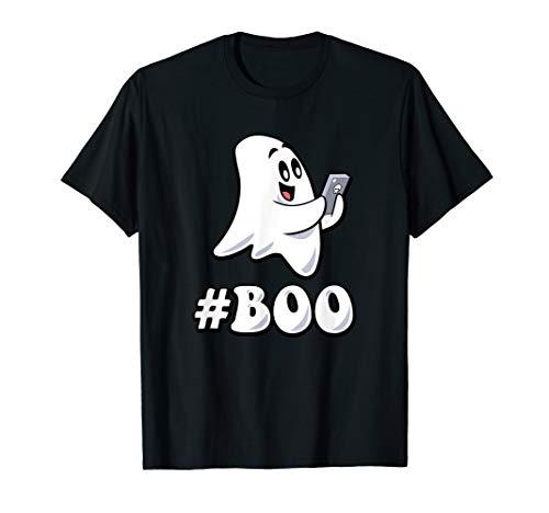 SOCIAL MEDIA GHOST T-Shirt