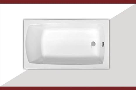 Vasca Da Bagno Rettangolare Dimensioni : Bagno vasca da bagno riveting mobile da bagno luxx