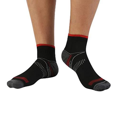 para Entrenamientos Fitness o para Ejercicios Hacer Senderismo Jumeaux Calcetines de comprensi/ón Fascitis Plantar Calcetines Unisex IR al Gimnasio Ideales para Correr