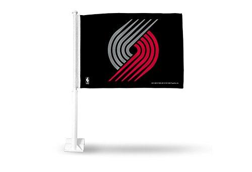 Rico Industries NBA Portland Trailblazers Car Flag ()