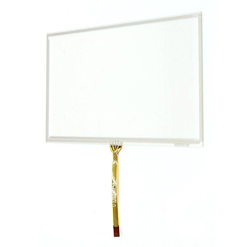 Paddsun Touch Screen Digitizer Panel For 2006-2009 Lexus IS250 IS300 IS350 Navigation by Paddsun
