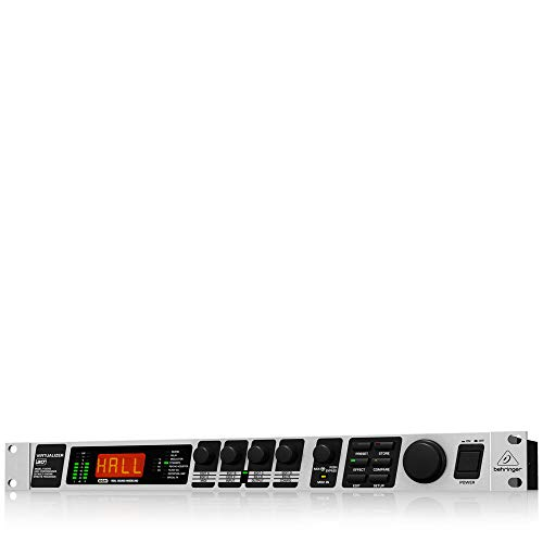 Behringer Virtualizer 3D FX2000 High-Performance 3D Multi-Engine Effects Processor (Best Lexicon Reverb For Vocals)